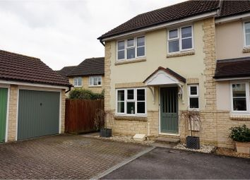 Thumbnail 3 bed semi-detached house for sale in Spencers Orchard, Bradford-On-Avon