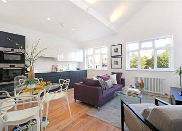 Thumbnail 3 bed flat for sale in Malden Road, London