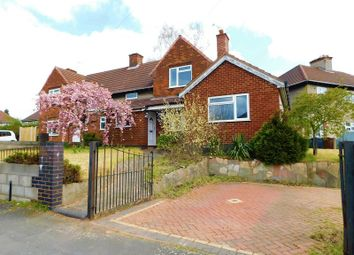 Thumbnail 3 bed semi-detached house for sale in Cull Avenue, Stafford