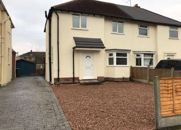 Thumbnail 3 bed property for sale in Kendrick Road, Bilston