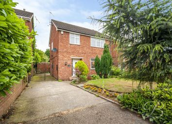 Thumbnail 3 bed property for sale in Whinney Lane, Ollerton, Newark