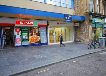 Thumbnail Retail premises to let in 70 Murray Place, Stirling