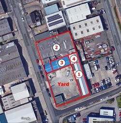 Office to let in Unit 4 Harmills Business Park, Strickland Street, Hull HU3
