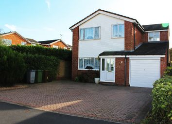 Thumbnail 5 bed detached house to rent in Sidenhill Close, Shirley, Solihull, West Midlands