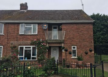 Thumbnail 2 bed flat to rent in Weston Miller Drive, Wisbech