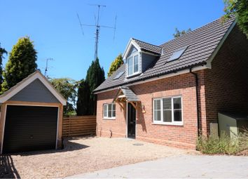 Thumbnail 3 bed property for sale in Stowupland Road, Stowmarket