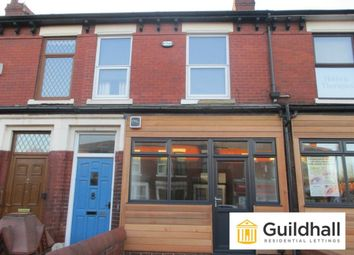 Thumbnail 2 bed flat to rent in Tulketh Brow, Ashton-On-Ribble, Preston