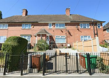 Thumbnail 3 bedroom terraced house for sale in Leybourne Drive, Bestwood, Nottingham