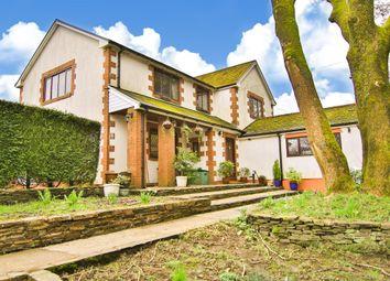 Thumbnail 3 bed detached house for sale in Graigwen, Pontypridd