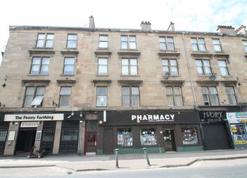 Thumbnail 1 bed flat for sale in Cathcart Road, Cathcart, Glasgow