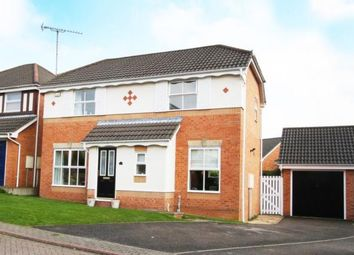 Thumbnail 3 bed detached house for sale in Bridle Stile Gardens, Mosborough, Sheffield, South Yorkshire