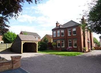 Thumbnail 4 bed detached house for sale in Stinson Way, Whitwick, Leicestershire