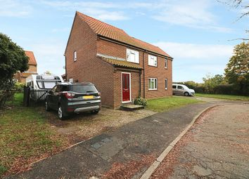 Thumbnail 3 bed semi-detached house for sale in Thomas Bole Close, Garboldisham, Diss