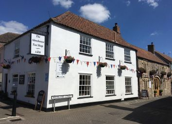 Thumbnail Commercial property for sale in The Square, Axbridge