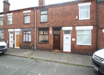 Thumbnail 2 bed terraced house to rent in Nelson Street, Fenton, Stoke-On-Trent