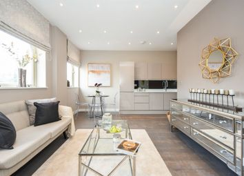 Thumbnail 2 bed flat for sale in Hodgson House, Rainsford Road, Chelmsford
