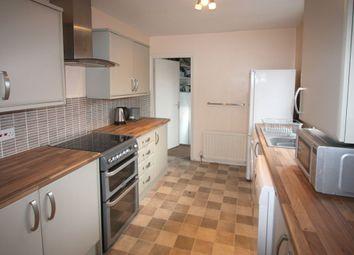 Thumbnail 3 bed flat to rent in Warwick Street, Heaton, Newcastle Upon Tyne