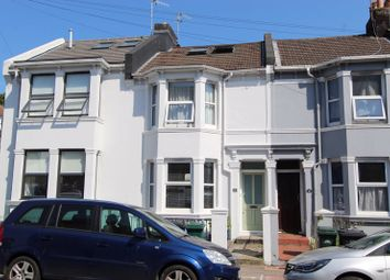 Thumbnail 4 bed terraced house for sale in Roedale Road, Brighton