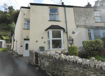 Thumbnail 2 bed end terrace house for sale in Slade Road, Ilfracombe