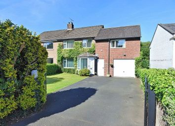 Thumbnail 4 bed semi-detached house for sale in Park Road, Scotby, Carlisle