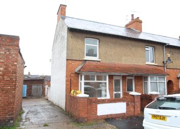 Thumbnail 2 bed end terrace house for sale in Harwood Street, New Bradwell, Milton Keynes