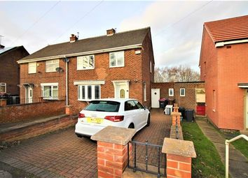 Thumbnail 3 bed semi-detached house to rent in Treetown Crescent, Treeton, Rotherham