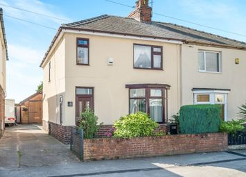 Thumbnail 3 bed semi-detached house for sale in Gateford Avenue, Worksop