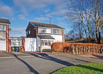 Thumbnail 3 bed detached house for sale in Torver Close, Wideopen, Newcastle Upon Tyne