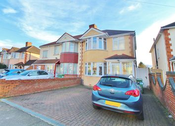 3 bed semi-detached house for sale in Parsonage Manor Way, Belvedere, Kent DA17