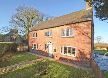 Thumbnail 3 bed detached house for sale in The Dairy House Queen Marys Drive, Barlaston, Stoke-On-Trent