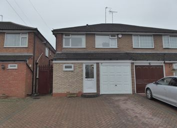 Thumbnail 3 bedroom semi-detached house for sale in Copse Close, Northfield, Birmingham