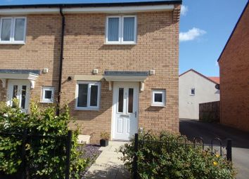 Thumbnail 2 bedroom terraced house for sale in Haltwhistle Meadows, Blyth