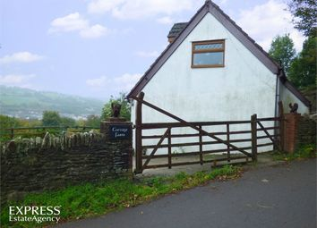 Thumbnail 2 bed cottage for sale in Newbridge, Newport, Caerphilly