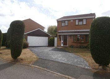 Thumbnail 3 bed detached house for sale in Bradgate Drive, Four Oaks, Sutton Coldfield