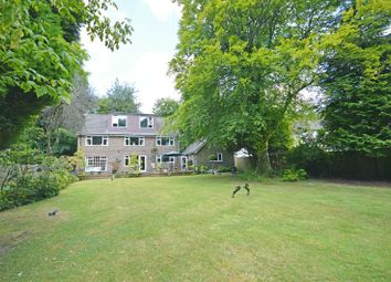 Thumbnail 4 bed detached house for sale in Headley Road, Grayshott, Hindhead