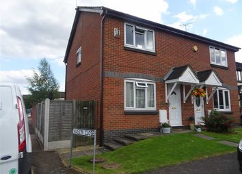 Thumbnail 3 bed semi-detached house for sale in Barnsley Close, Atherstone