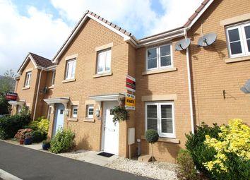 Thumbnail 3 bed terraced house for sale in Company Farm Drive, Llanfoist, Abergavenny