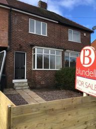 Thumbnail 3 bed terraced house for sale in Woodthorpe Road, Sheffield, South Yorkshire