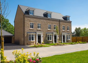 "Thumbnail 4 bed terraced house for sale in ""Millwood"" at Sandbeck Lane, Wetherby"