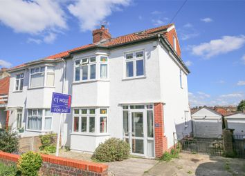 Thumbnail 4 bed semi-detached house for sale in West Broadway, Bristol