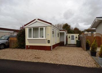Thumbnail 1 bed mobile/park home for sale in Kingsway Park, Tower Lane, Warmley, Bristol