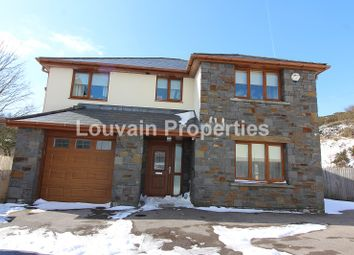 Thumbnail 4 bed property to rent in Marian Close, Tredegar, Blaenau Gwent.