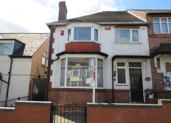 Thumbnail 3 bed end terrace house for sale in Grafton Road, Handsworth, Birmingham