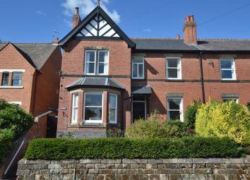 Thumbnail 4 bed semi-detached house for sale in Belmont, Castle Hill, Duffield, Belper, Derbyshire