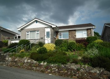 Thumbnail 3 bed detached bungalow for sale in Barbican Hill, East Looe, Cornwall