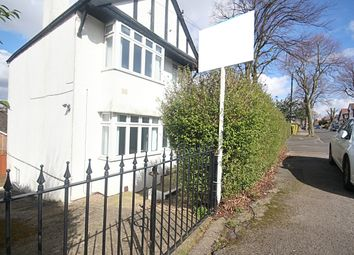 Thumbnail 4 bed detached house for sale in Northcliffe Avenue, Mapperley, Nottingham