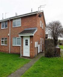 Thumbnail 1 bedroom flat for sale in Westminster Drive, Burton On Trent, Staffs
