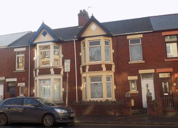 Thumbnail 3 bed terraced house for sale in Talbot Road, Port Talbot, Neath Port Talbot.