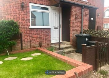 Thumbnail 1 bed end terrace house to rent in Gresley Court, York