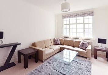 Thumbnail 5 bed flat to rent in Strathmore Court, Park Road, London